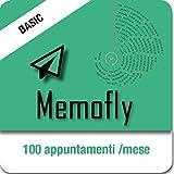 Memofly basic 1 anno - Ricorda i tuoi appuntamenti [Abbonamento digitale]