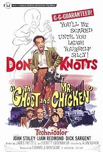 Le fantôme et M. poulet Poster Movie 27 x 40 In - 69 cm x 102 cm-Don Knotts Joan Staley Dick Sargent Liam Redmond Skip Homeier Reta Shaw