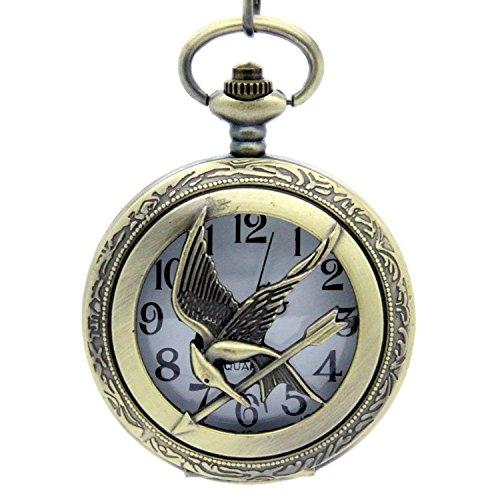 Hunger-GamesMockingjay-Uhr-Halskette