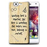 Phone Case for Wiko Highway 4G School Of Magic Film Quotes