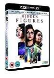 Hidden Figures [4K UHD + Blu-ray + Digital Download]