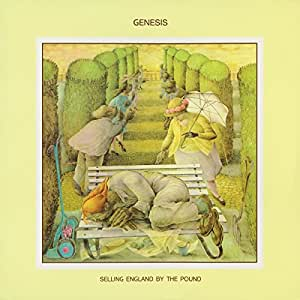 Genesis - Selling England By The Pound (BRD audio) [Blu-ray]