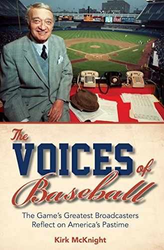 Téléchargement gratuit pour les livres audio The Voices of Baseball: The Game's Greatest Broadcasters Reflect on America's Pastime PDF DJVU FB2