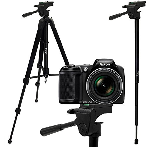 igadgitz-150cm-59-extendable-2-in-1-combined-aluminium-travel-tripod-monopod-stand-case-for-nikon-ca