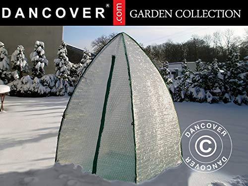 Dancover Pflanzen Winterschutz Zelt, 1,5×1,5x2m