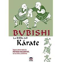 Bubishi - La Biblia del Karate
