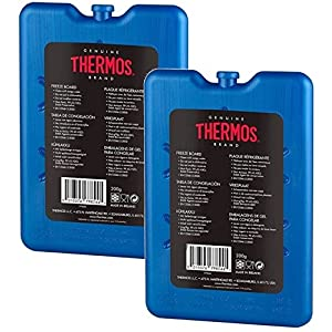 51LYg7kfxKL. SS300  - 2x Thermos Reuseable Freeze Board - 200 g