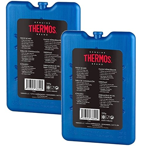 2x Thermos Reuseable Freeze Board – 200 g