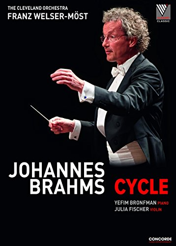 Johannes Brahms - Cycle [3 DVDs]