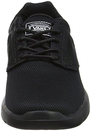 Vans ISO 1.5, Baskets Mixte Adulte Noir (Mono Black Jky)