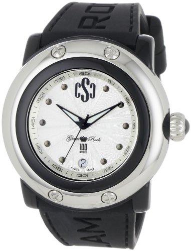 Glam Rock GR62020 - Orologio da polso da donna colore nero