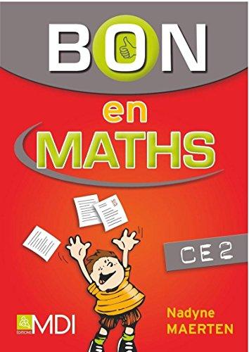 BON en MATHS CE2