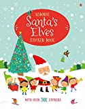 Santa's Elves Sticker Book