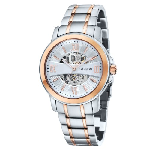 thomas-earnshaw-es-8005-66-stainless-steel-plymouth-automatic-mens-watch-with-silver-dial