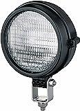 HELLA 1G3 005 760-221 Arbeitsscheinwerfer 5760 für weitreichende Ausleuchtung, Anbau hängend/stehend, rund, 12V/24V