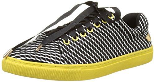 Lollipops Zinga Sneaker, Baskets Basses Femme Noir (Black)