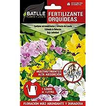 Semillas Batlle 710590BOLS Fertilizante Orquideas, para 1 L