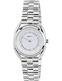 9fcd54fe97e5 Breil Reloj Analogico para Mujer de Cuarzo con Correa en Acero Inoxidable  TW1650