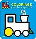 Coloriage des tout-petits - Le train - 3 ans