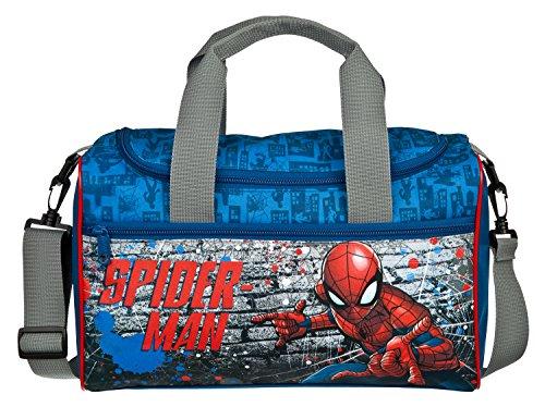 Sporttasche, Marvel Spider-Man, ca. 35 x 16 x 24 cm