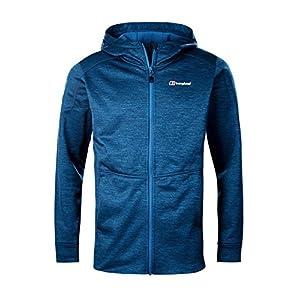 51LYpoXf3yL. SS300  - Berghaus Men's Kamloops Hooded Fleece Jacket