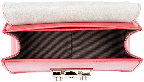 Furla Donne Metropoli Mini Borsa A Tracolla Crossbody, 8x12x16.5 Cm Rosa (rosa C)