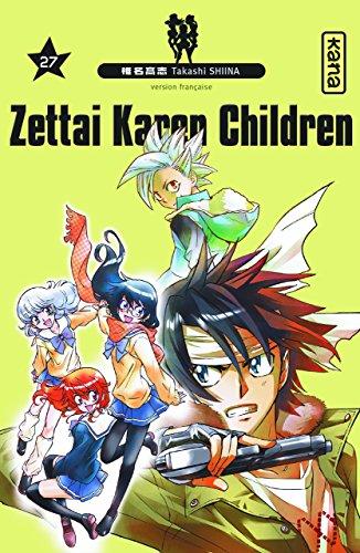 Zettai Karen Children Edition simple Tome 27