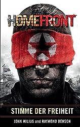 Homefront: Stimme der Freiheit. Videogameroman