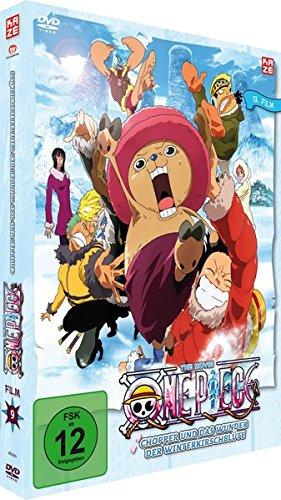 One Piece – 9. Film: Chopper und das Wunder der Winterkirschblüte [Limited Edition]