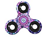 ASSKDAN Hand Spinner Stress Relief Toy Coloré Spinner main Fidget Toy Réducteur de stress Made Bearing Focus Anxiety Relief Toys for Killing Time (2)