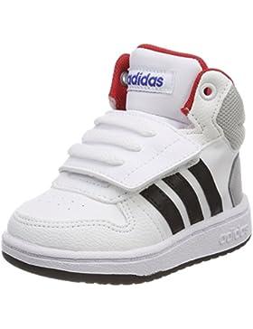 adidas Hoops Mid 2.0 I, Zapatillas de Deporte Unisex niños
