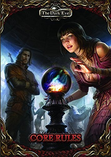 The Dark Eye – Core Rules Pocket Edition