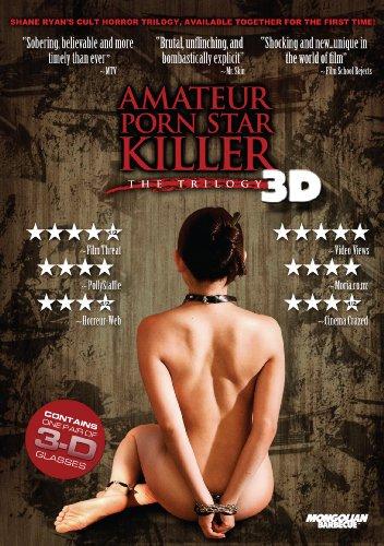 Amateur Porn Star Killer: The Trilogy In 3d (2pc) [DVD] [Region 1] [NTSC] [US Import]