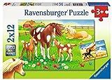 Ravensburger 07561 - Wehende Mähnen
