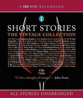 [Short Stories: the Vintage Collection] (By: Editors of CSA Word) [published: October, 2009]