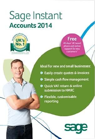 Sage Instant Accounts 2014 [Download]
