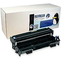 Refresh Cartridges Remanufacturado Unidad De Tambor reemplazo para Brother DR2300 (Negro DR-2300)