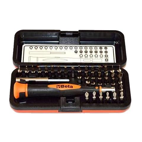 BETA - Outils de précision 32 embouts interchangeables -