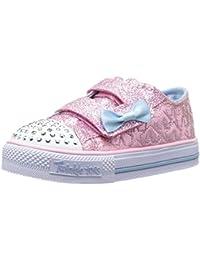 Skechers Twinkle Toes Shuffles - Starlight Style - Zapatillas para niñas