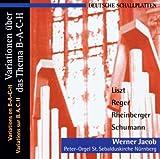 Variationen über B-A-C-H (Die Peter-Orgel in St. Sebaldus Nürnberg)