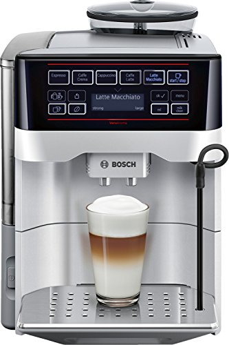 Bosch Electroménager TES60321RW Machine expresso, Argent