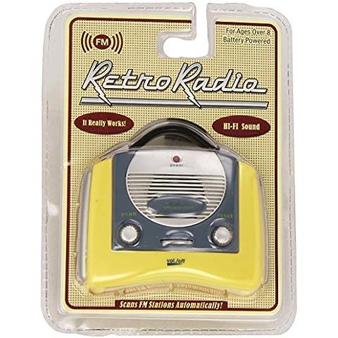 Funtime Gifts - Radio vintage (stili