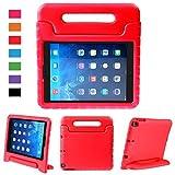 BELLESTYLE iPad 9,7 Pouces 2017/2018 Cas - EVA Stand Étui Enfants Housse Antichoc Protecteur Coque...