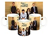 como Conoci A Vuestra Madre How I Met Your Mother E Taza Mug