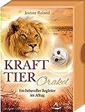 Das Krafttier-Orakel: Ein liebevoller Begleiter im Alltag - Jeanne Ruland, Murat Karacay