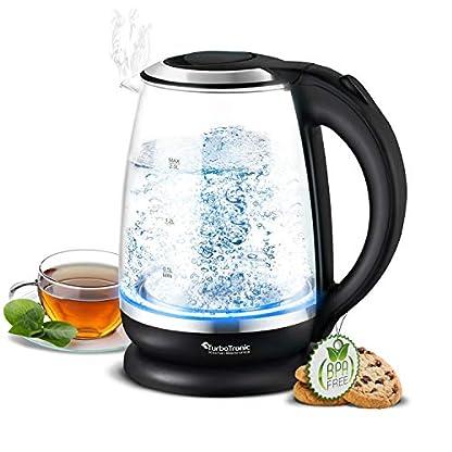 TurboTronic-Glas-Wasserkocher-2-Liter-mit-Kalkfilter-und-LED-Beleuchtung-Blau-innen-BPA-Frei-Leistung-2200-Watt