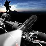Outdoor LED Taschenlampe Tragbare Fahrrad Bluetooth Lautsprecher mit LED Taschenlampe