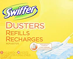 Swiffer Dusters Handle and Refills, 24 Count