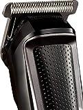 Nova NHT 1076 Cordless Trimmer for Men (Black)