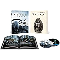 ALIEN: Covenant LIMITED EDITION mit 36-seitigem Buch inkl. Photos und Sketches Blu-ray - DVD - Digital HD - USA-Import